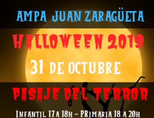 Vídeos fiesta Halloween