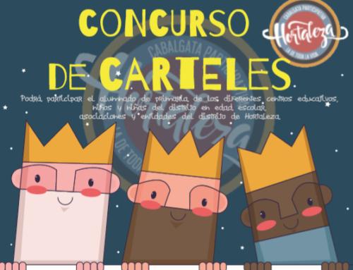 Concurso cartel Cabalgata 2020